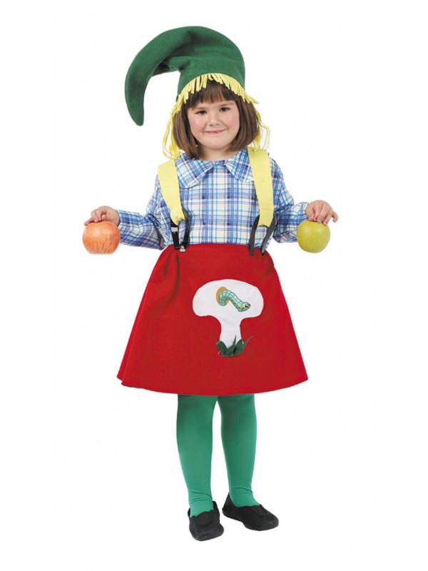Disfraz granjera infantil