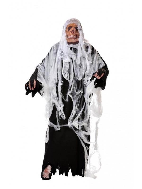 Disfraces de terror hombre de las tinieblas