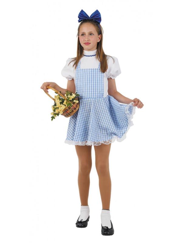 Disfraz dorothy niña