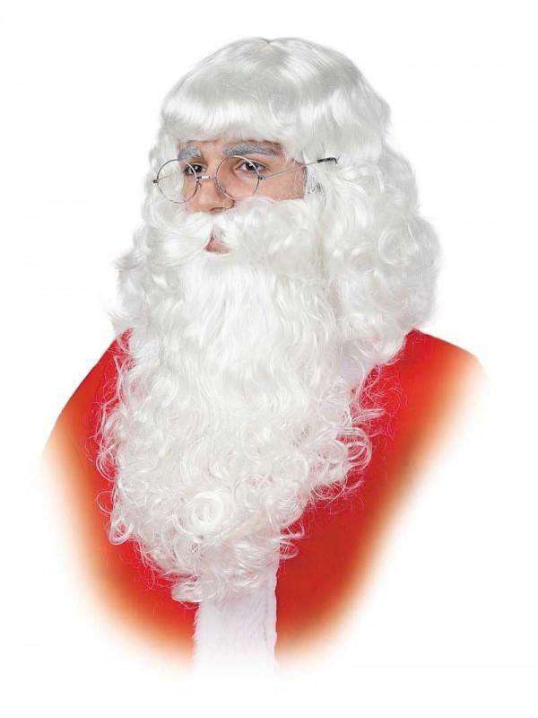Peluca Papa Noel