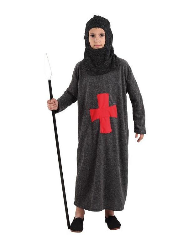 Disfraces de guerreros medieval para niños