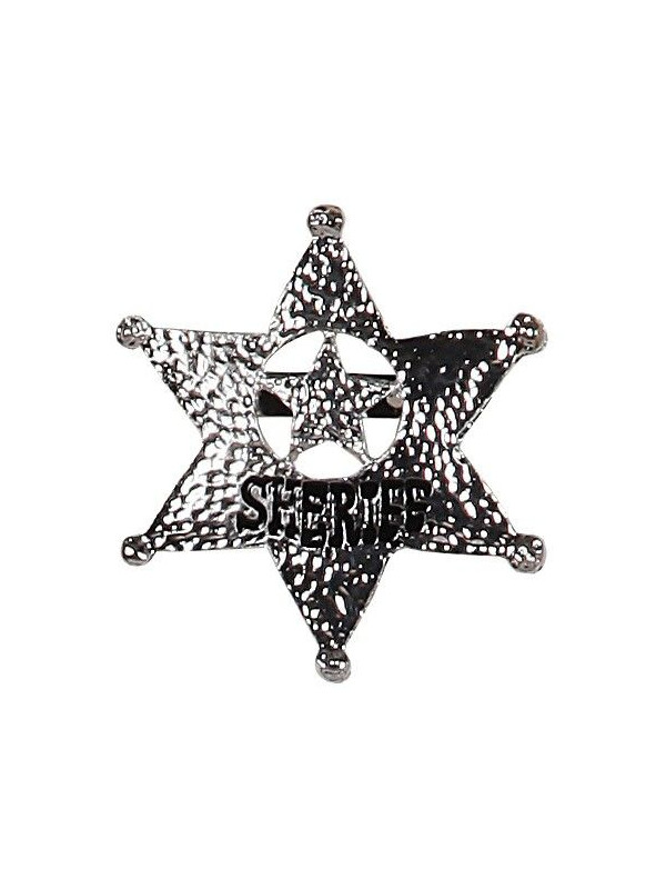 Placa de Sheriff