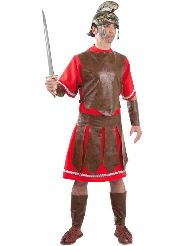Disfraz romano guerrero adulto
