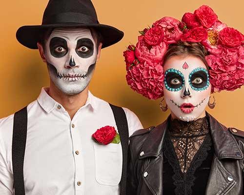 Tag der Toten Kostüme