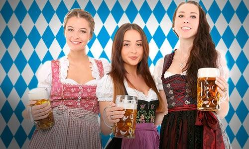 Oktoberfest-Kostüme