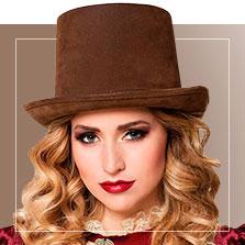Kostüm-Hüte