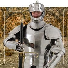 Accessoires für Mittelalter-Kostüme