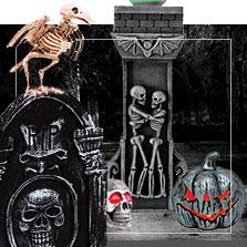 Halloween-Dekoration